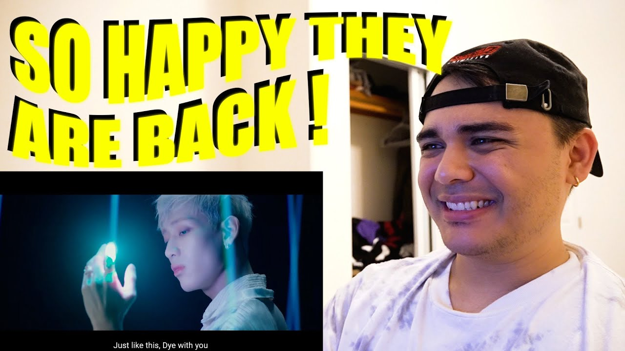 GOT7 - NOT BY THE MOON MV Reaction [THEY KILLED THAT]