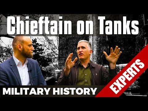 Chieftain about Tanks from Poland to Iraq