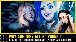 Download Dinka Kay REACTS - You Really Got Me | League of Legends: Wild Rift (ft. 2WEI)