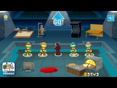 Teenage Mutant Ninja Turtles: Pizza Quest - Prepare for Battle (Nickelodeon Games)