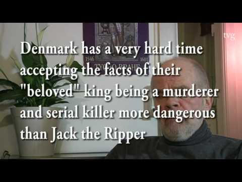 Part 2 Copenhagen Post: Denmark´s King Christian 4 Murdered renaissance astronomer Tycho Brahe