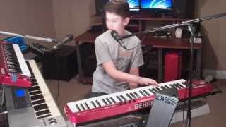 Matt Luca School of Rock Audition 2014