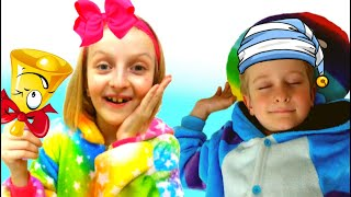 Are you sleeping kids song by Tawaki/pretend play