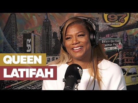 Queen Latifah Gets Honest On Today's Hip Hop, Nicki vs Remy & Acting