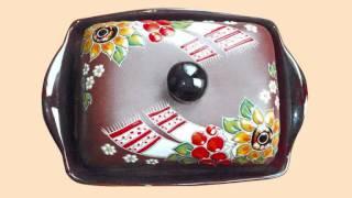 видео Дизайнерская посуда Украина