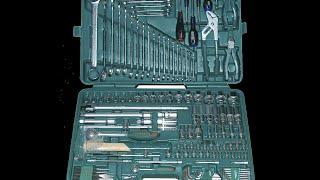 Jonnesway, S04H524128S,   128 шт, набор инструментов, БОЛЬШОЙ ОБЗОР