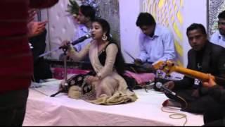 "Chan Kithan Guzari Ayi Raat Ve - Rza Heer - Live Sufi Show ""Ocean"" Mall Barnala"