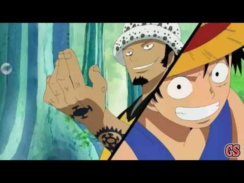 """One Piece AMV-  """"The Dark Memories"""" (G S)"""