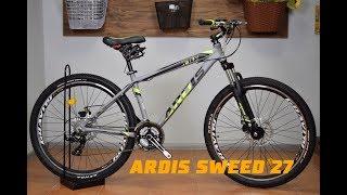 "Обзор велосипеда ARDIS SWEED 27,5"" украинского производства. Цена 5-6 тыс грн"