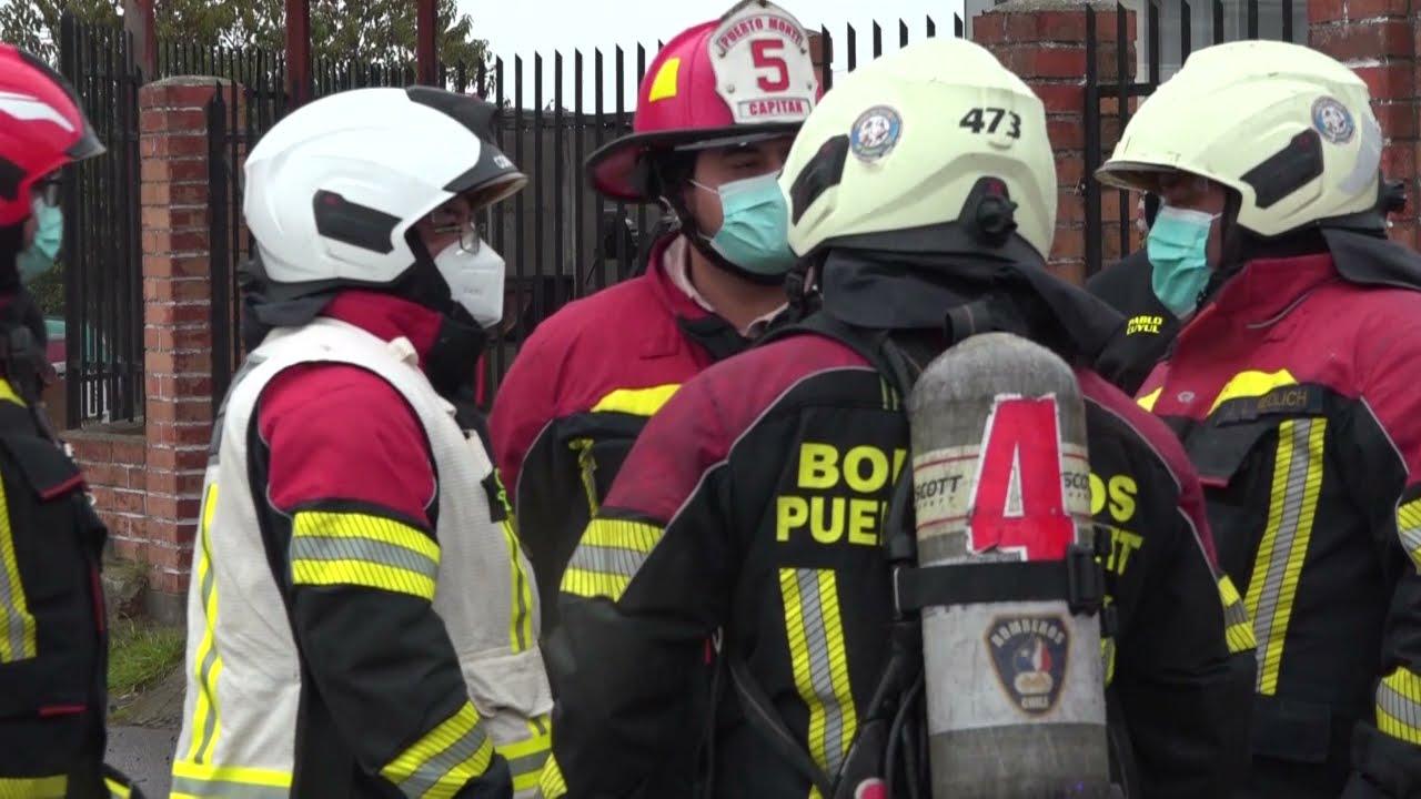 Bomberos Puerto Montt iniciará nueva campaña de captación de socios