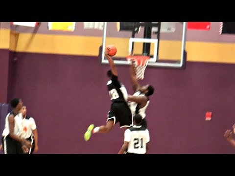 Dennis Smith Jr Should Be A Top 5 Draft Pick!! GMR Super 60