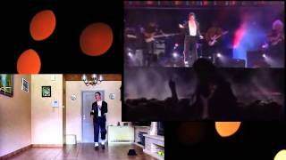 Billie Jean Live In Bucharest+Michael Jackson Impersonator