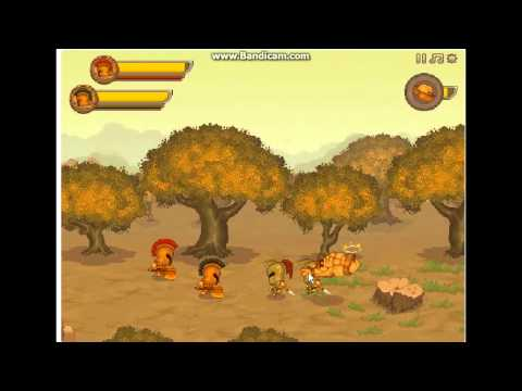 Double Edged Two Player Gameplay