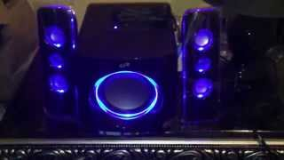 ilive Blue Bluetooth Speakers at f.y.e