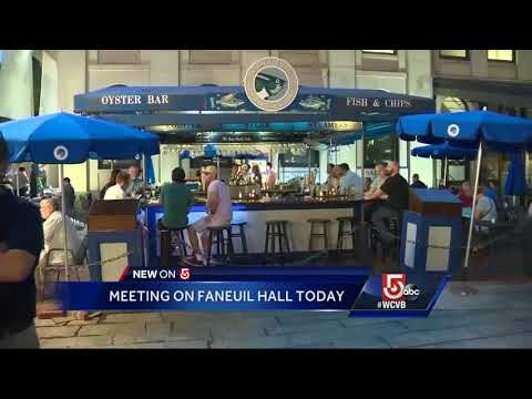 Commission to discuss changes to Faneuil Hall