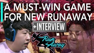 Overwatch Gameplay   A Must-Win Game For New RunAway vs Kongdoo Uncia   OGN APEX S3 Highlights
