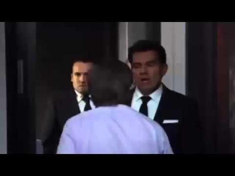 Pasión & Poder: Arturo golpea a Ashmore