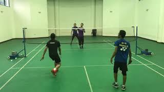 Santai BC Fiq/Fiy VS Rahmat/Fariz (20/9/19) Match 1