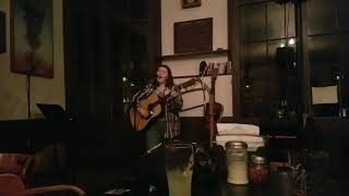 Hotel California by The Eagles COVER (open mic night)