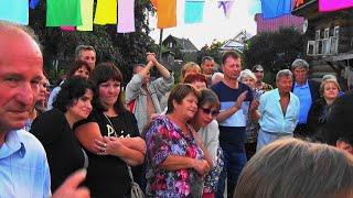 Видеообзор праздника в д  Бакунино  август 2020