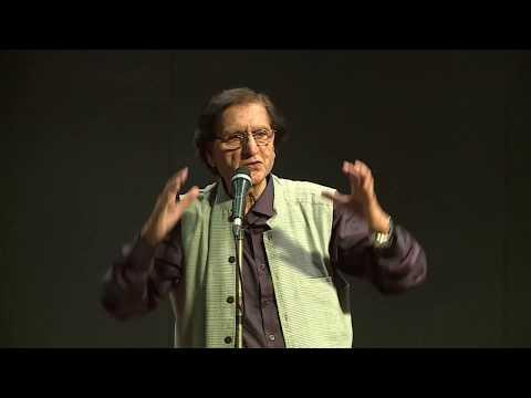 Wasim Barelvi at Kavi Sammelan, IIT Bombay