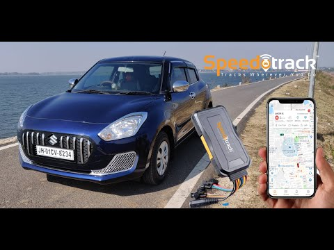 Speedotrack Multifunctional GPS Vehicle Tracker Installation on Maruti Swift (Hindi)