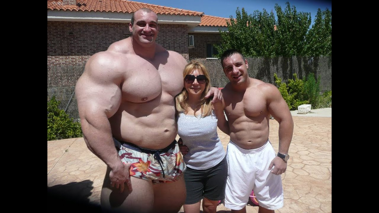 Biggest Bodybuilders ever - 40 Inch Biceps + - YouTube