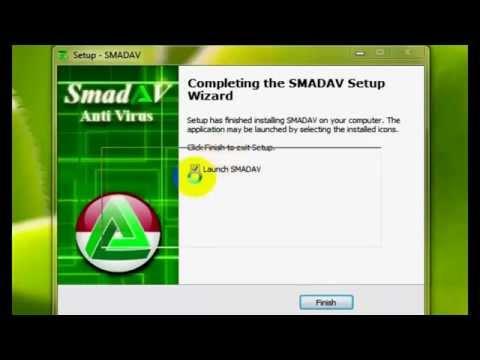 الحل النهائي للتخلص من فيروس الإختصارات وإختفاء الملفات تماما مع العملاق smadav