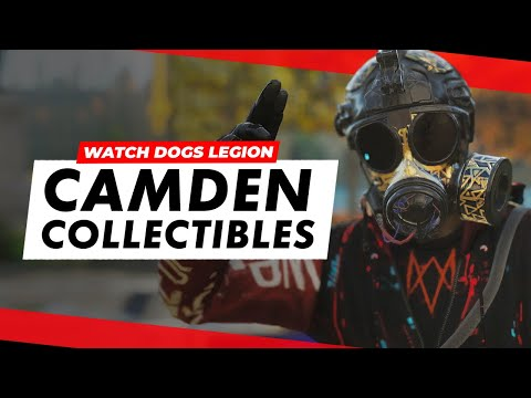 Watch Dogs Legion Camden Collectibles Guide (Masks and Relics)