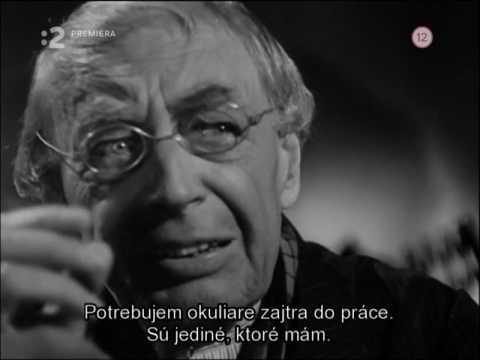 Murderers among us(1946) 1/2; Slovak subtitles - YouTube