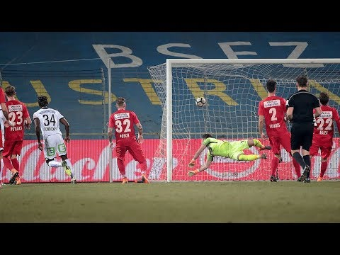 Admira Wacker vs. Sturm Graz/ 2:4 - Full Match - 10.03.2018
