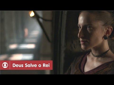 Deus Salve O Rei: capítulo 86 da novela, quarta, 18 de abril, na Globo