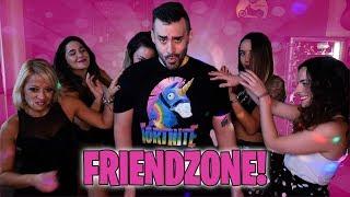 Friendzone!!   Mujeres - Mozart La Para Ft Justin Quiles