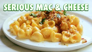 Crispy Top Mac and Cheese