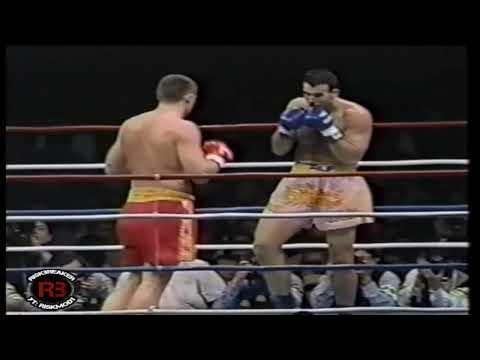 K1 Classics: Peter Aerts vs. Jean Claude Leuyer