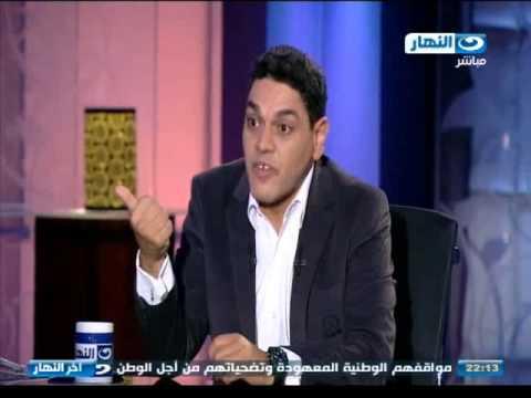 اخر النهار - لقاء مع المعتز بالله عبد الفتاح محللا استر�...