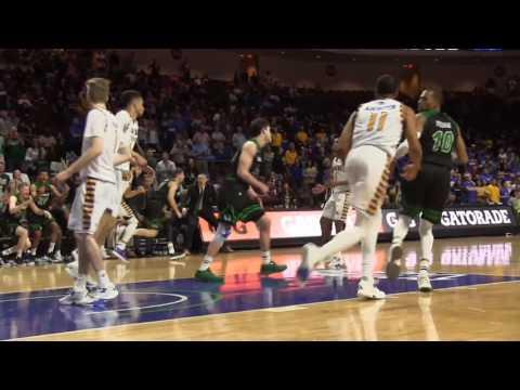 WAC Tournament semifinals highlights: CSU Bakersfield beats UVU 81-80 in quadruple OT