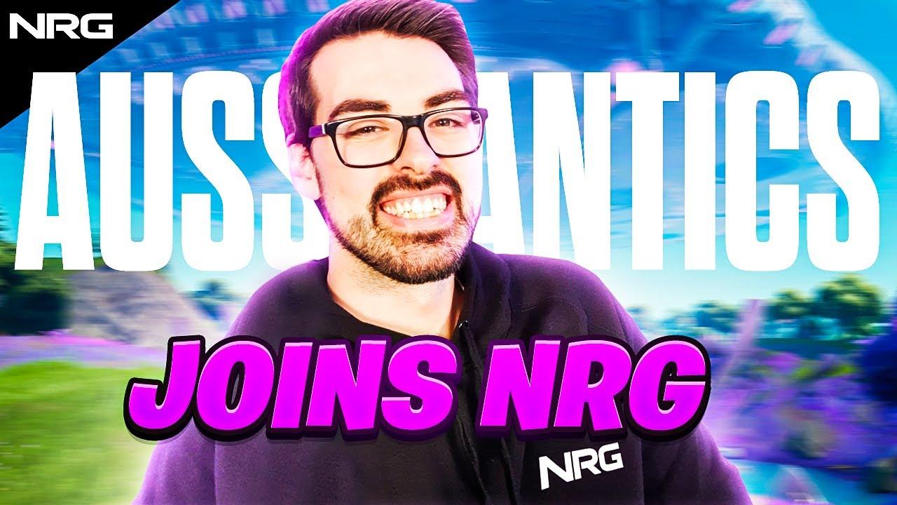 AussieAntics Joins NRG | Official Announcement Video