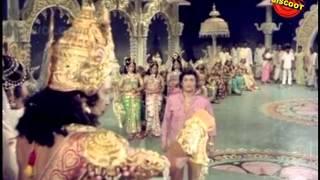 Gajadonga Telugu Movie | NTR | Jayasudha | Sridevi