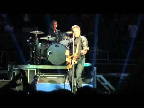 Bruce Springsteen   We Take Care Of Our Own 2012 04 24 San Jose,CA CamMix HD 720p