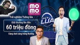 Chơi Gameshow Tường Lửa Kiếm Tiền Trên Ví Điện Tử Momo - LVT | Kiếm Tiền Online