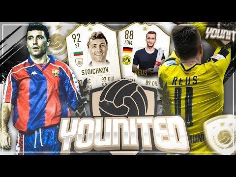 FIFA 19: YOUnited ICON STOICHKOV #2 🏆💰 Das war es KOMPLETT 👀