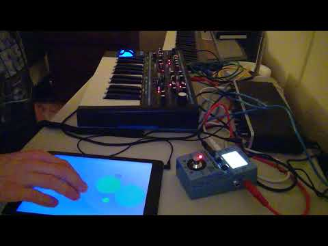 Generative Music Jam - Bloom HD | iPad | BS2 | MS70CDR Mp3