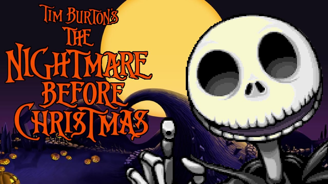 Gaming Fun time Nightmare before Christmas the Pumpkin King - YouTube