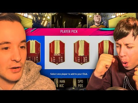 I PACKED IN FORM DE GEA IN MY FUT CHAMPS REWARDS!!! - FIFA 19 ULTIMATE TEAM PACK OPENING