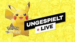 Minecraft Link & Pokémon Let's Go Pikachu | #ungespielt