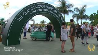 Exposição de carros clássicos - Madeira - 2018  Exhibition of classic cars