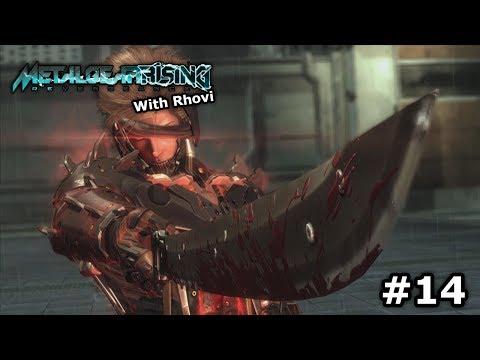 Metal Gear Rising: Revengeance [Parte 14] - I'm saying Jack is back