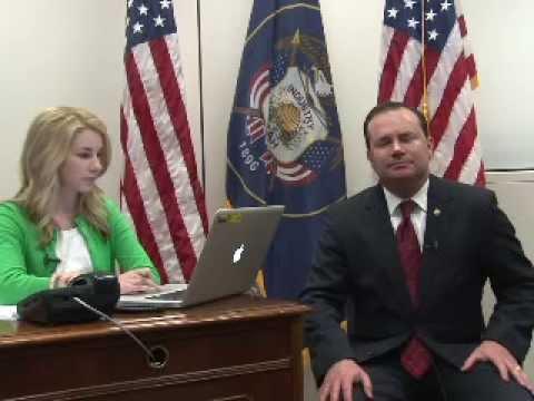 Senator Mike Lee Hosts Immigration Tele-townhall
