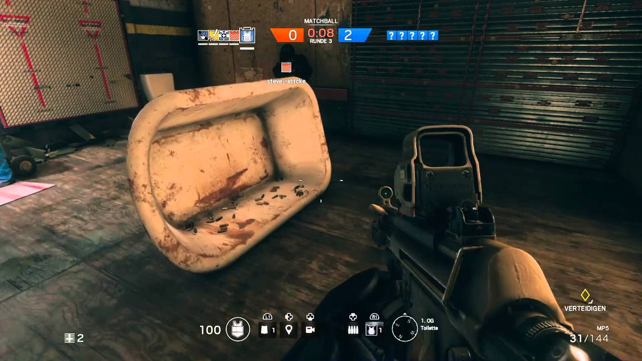erasing the whole team at rainbow six siege multiplayer. Black Bedroom Furniture Sets. Home Design Ideas